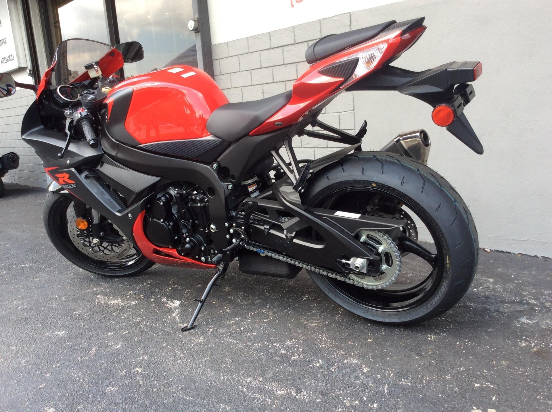 2016 Suzuki GSX-R600 in Miami, Florida