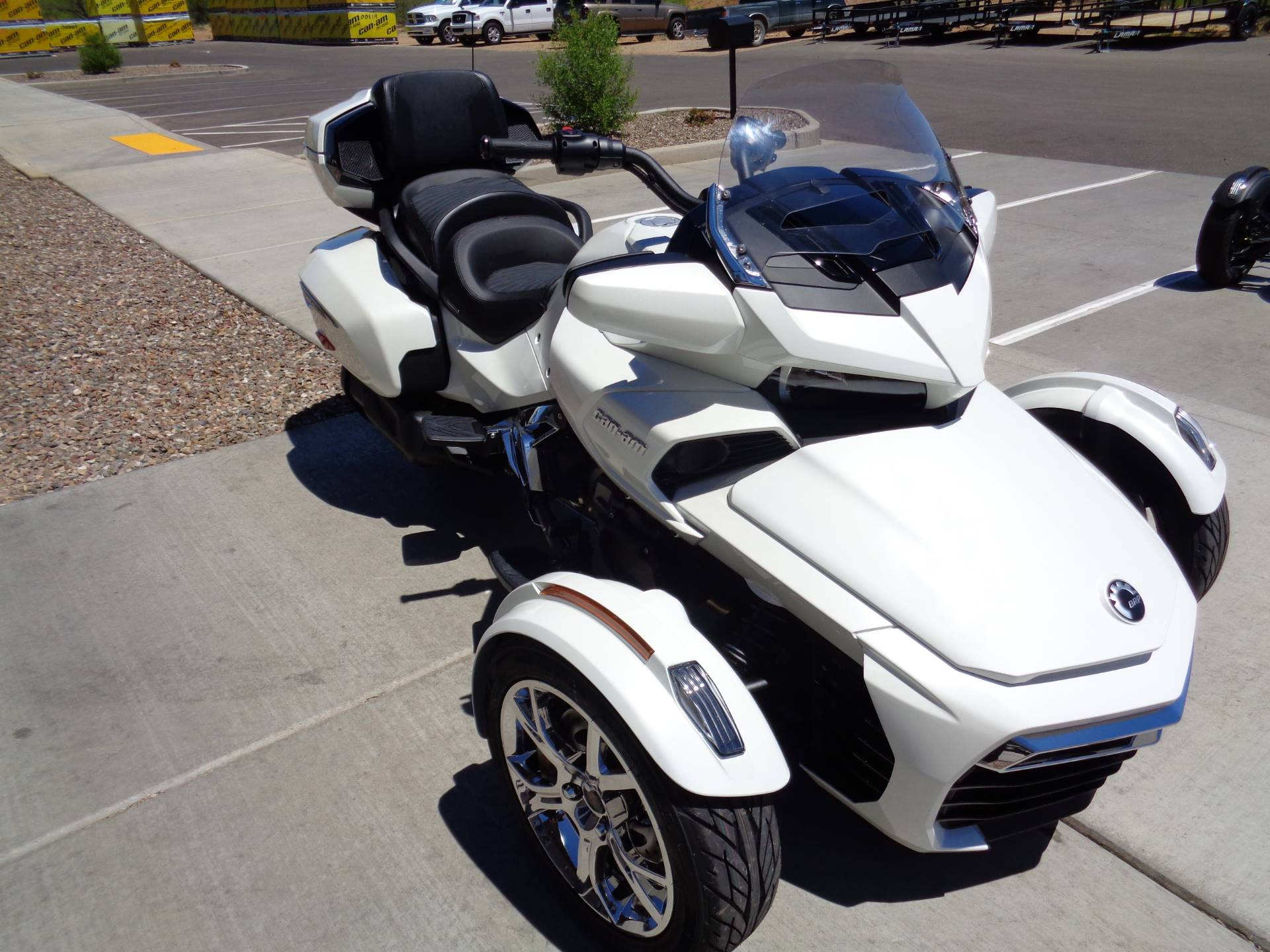 2019 Can-Am Spyder F3 Limited in Sierra Vista, Arizona - Photo 4
