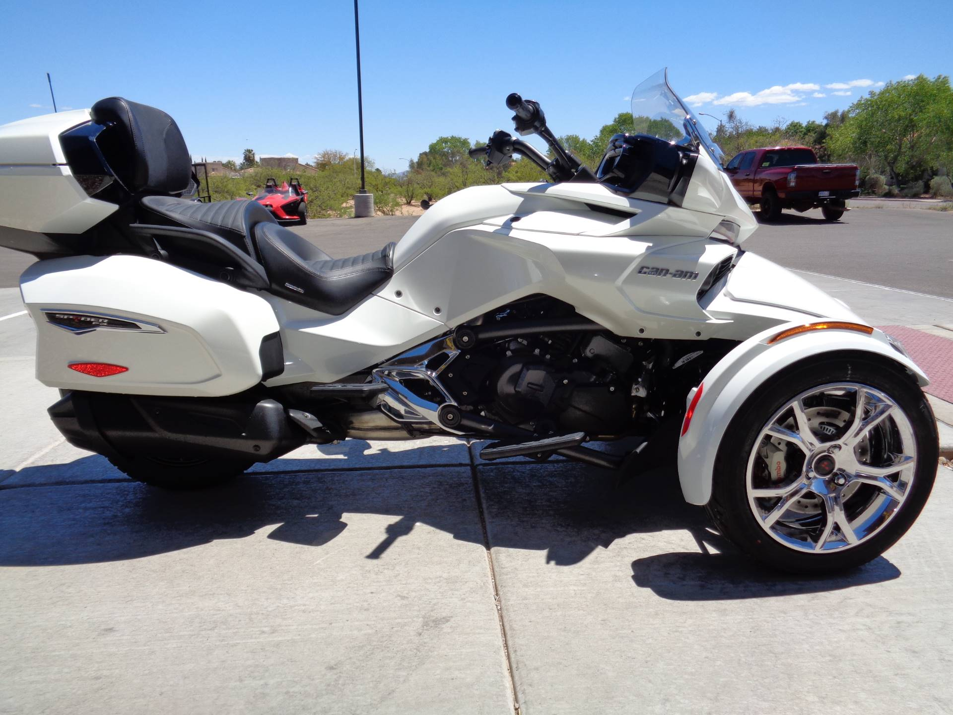 2019 Can-Am Spyder F3 Limited in Sierra Vista, Arizona - Photo 5