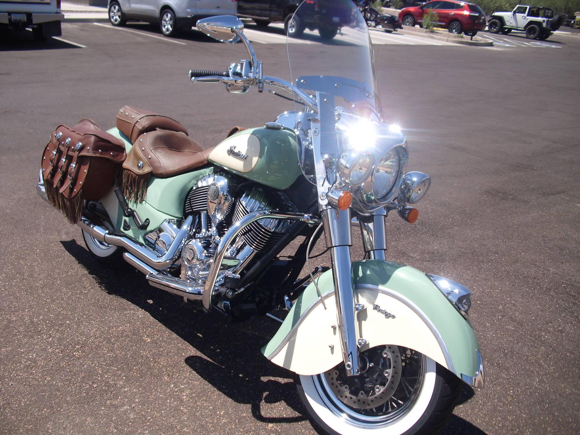 2015 Indian Chief® Vintage in Sierra Vista, Arizona
