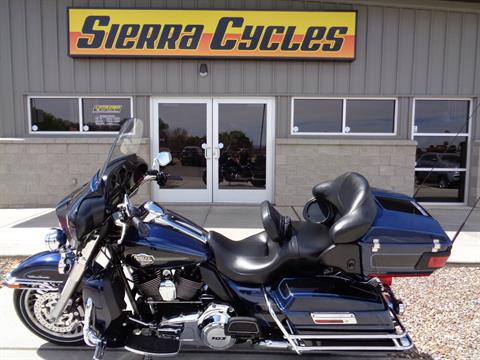 2013 Harley-Davidson Ultra Classic® Electra Glide® in Sierra Vista, Arizona - Photo 1