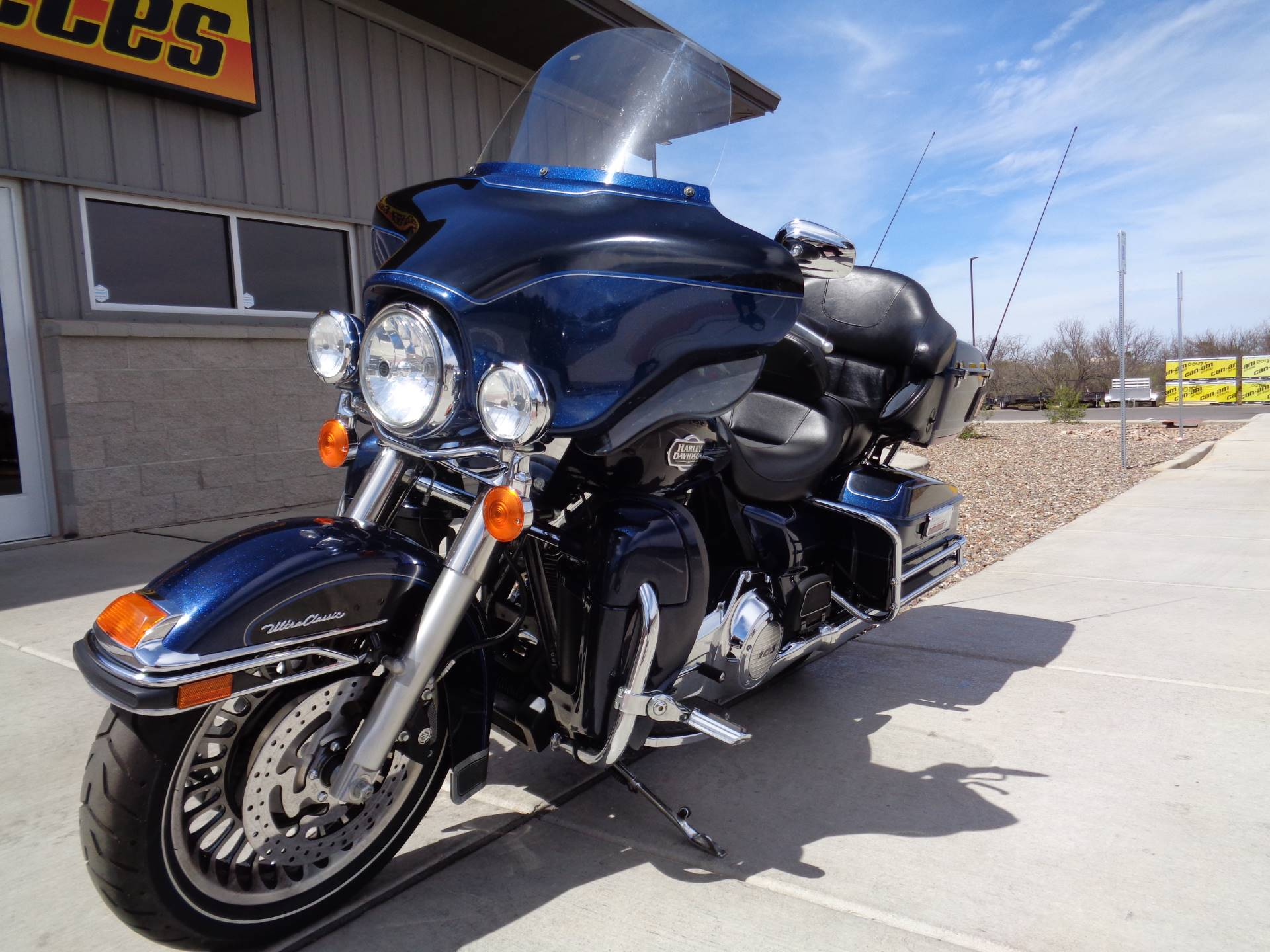 2013 Harley-Davidson Ultra Classic® Electra Glide® in Sierra Vista, Arizona - Photo 2