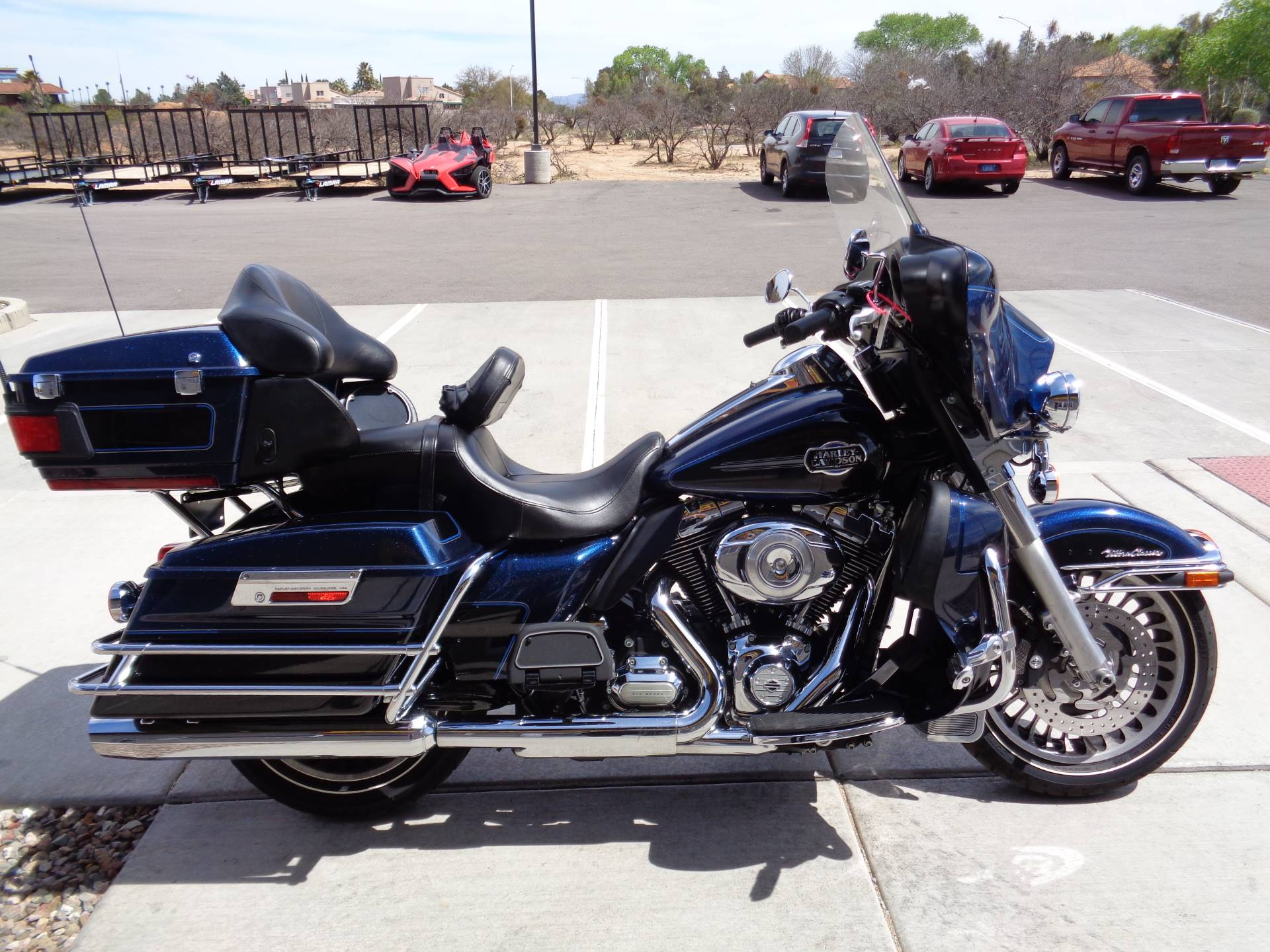 2013 Harley-Davidson Ultra Classic® Electra Glide® in Sierra Vista, Arizona - Photo 5