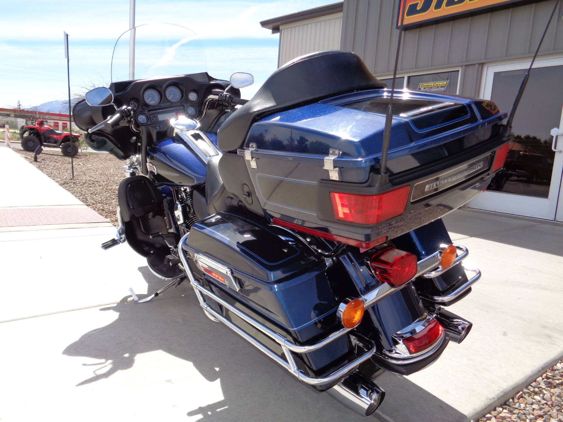 2013 Harley-Davidson Ultra Classic® Electra Glide® in Sierra Vista, Arizona - Photo 8