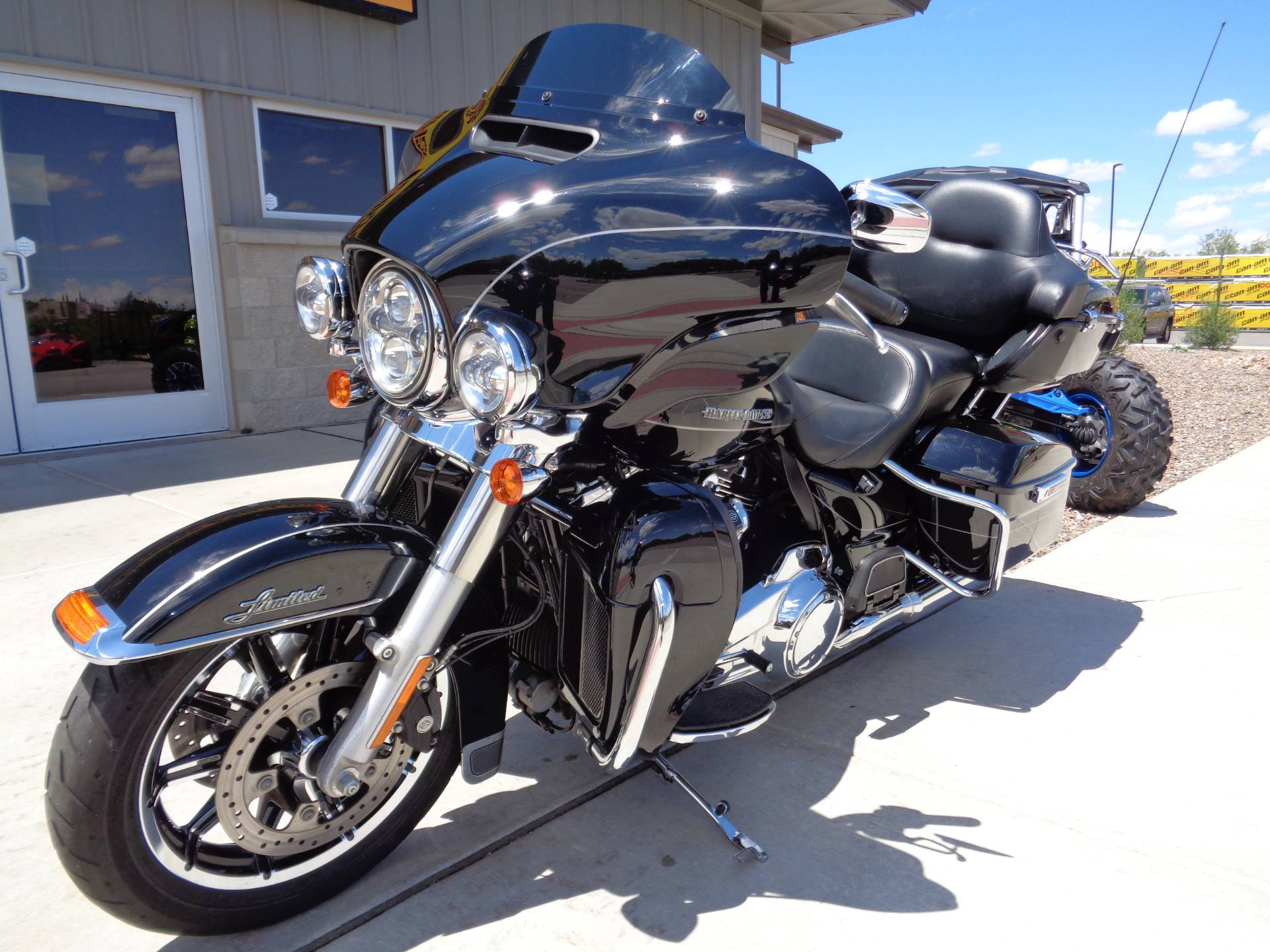 2017 Harley-Davidson Ultra Limited in Sierra Vista, Arizona - Photo 2