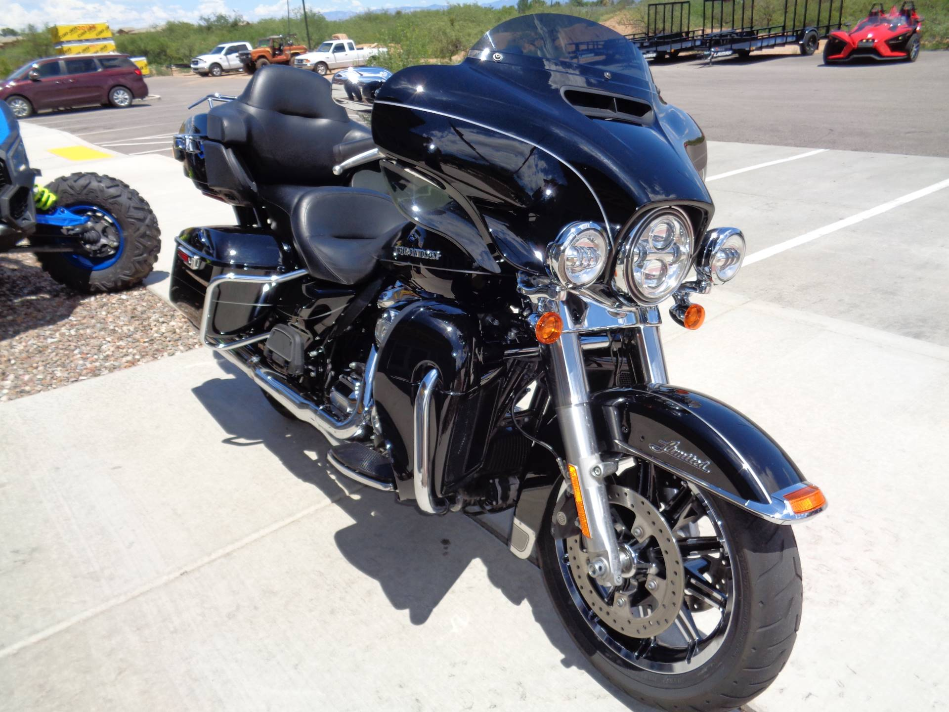 2017 Harley-Davidson Ultra Limited in Sierra Vista, Arizona - Photo 4