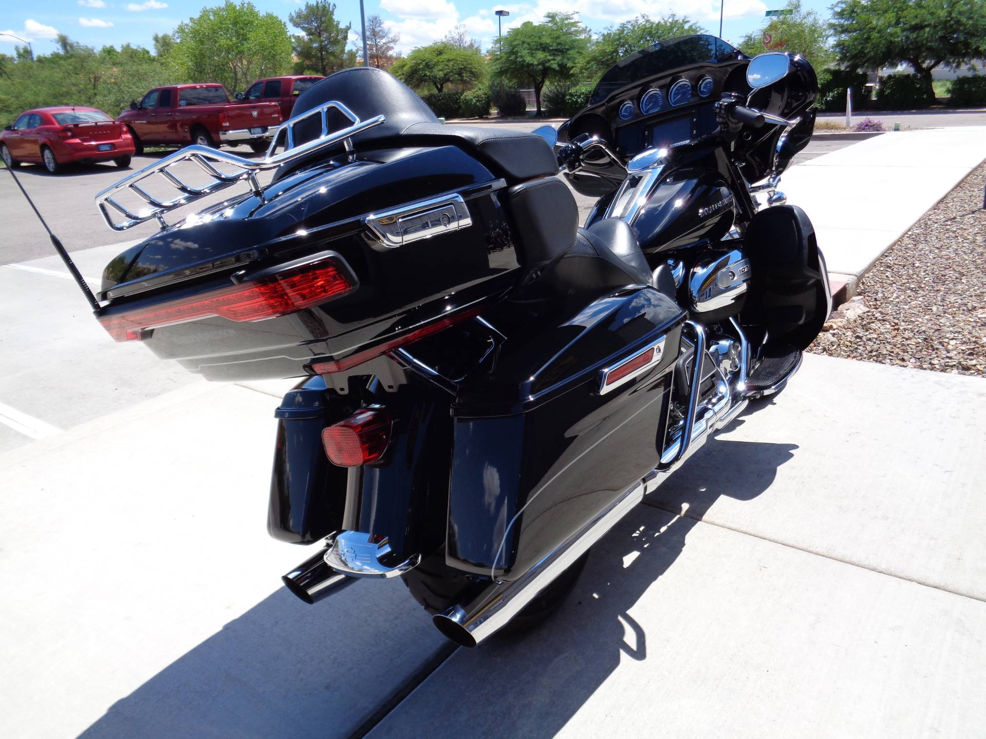 2017 Harley-Davidson Ultra Limited in Sierra Vista, Arizona - Photo 6