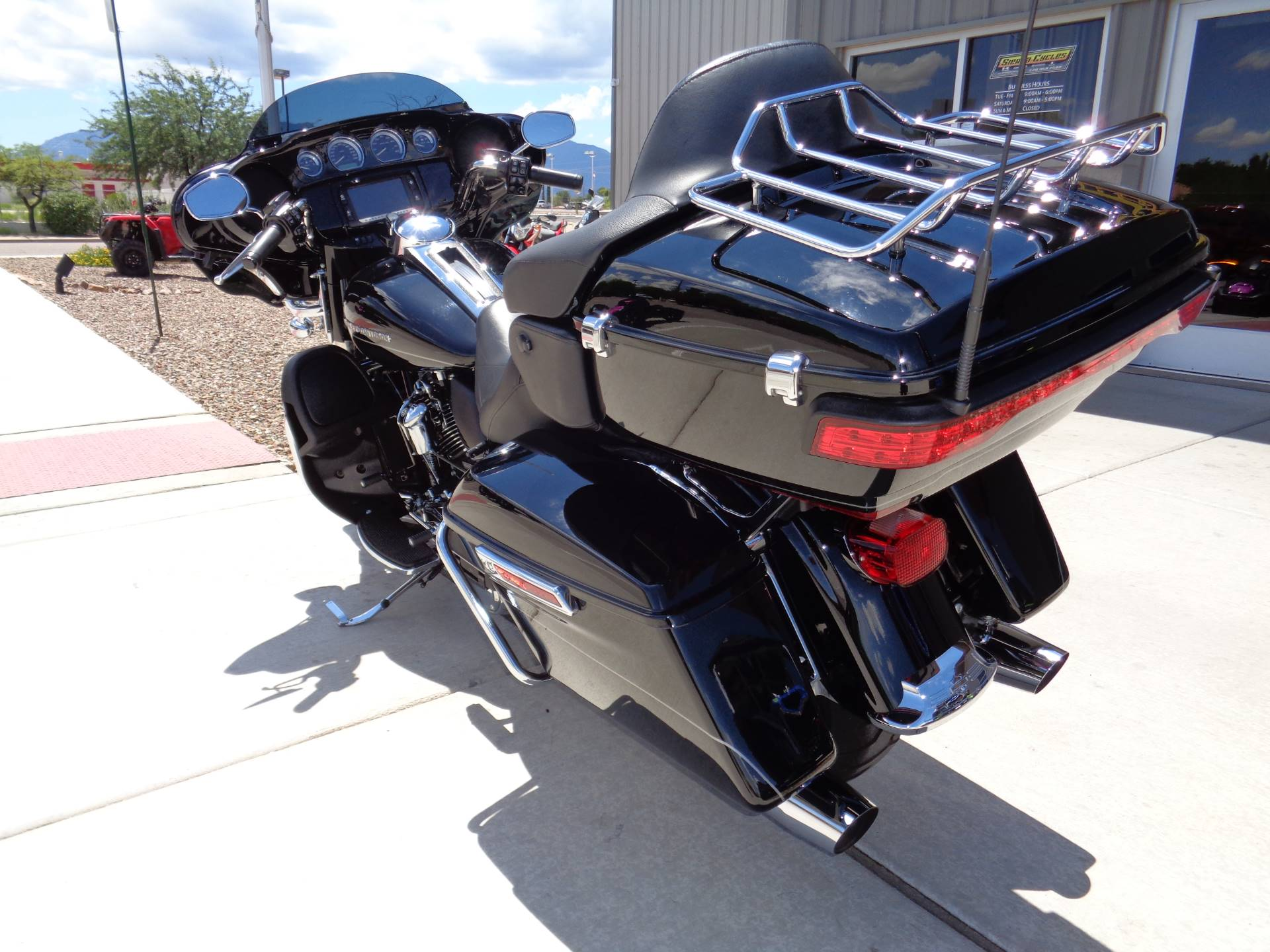 2017 Harley-Davidson Ultra Limited in Sierra Vista, Arizona - Photo 8