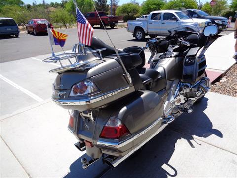 2008 Honda Gold Wing® Premium Audio in Sierra Vista, Arizona