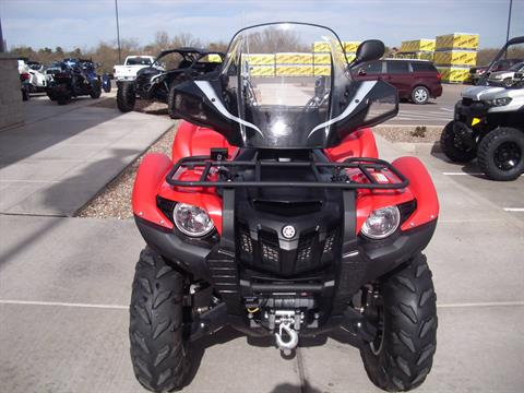 2014 Yamaha Grizzly 550 FI Auto. 4x4 EPS in Sierra Vista, Arizona