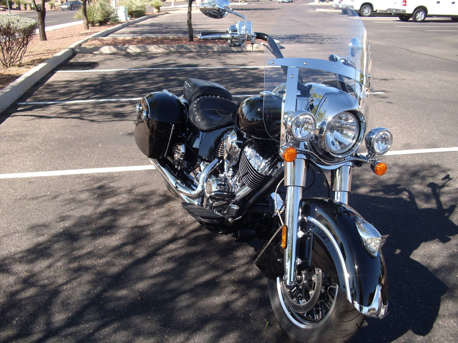 2016 Indian Springfield™ in Sierra Vista, Arizona