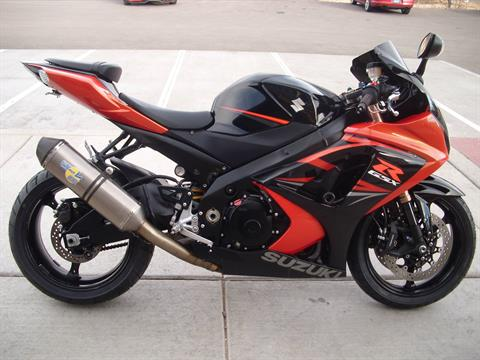 2007 Suzuki GSX-R1000™ in Sierra Vista, Arizona