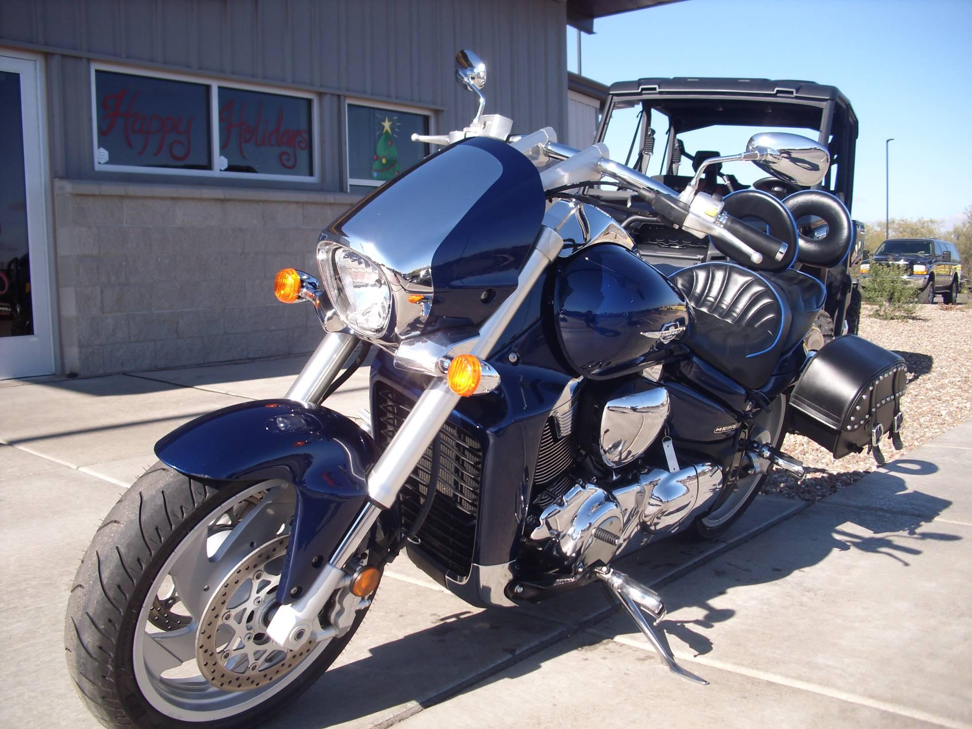2011 Suzuki Boulevard M109R for sale 4569