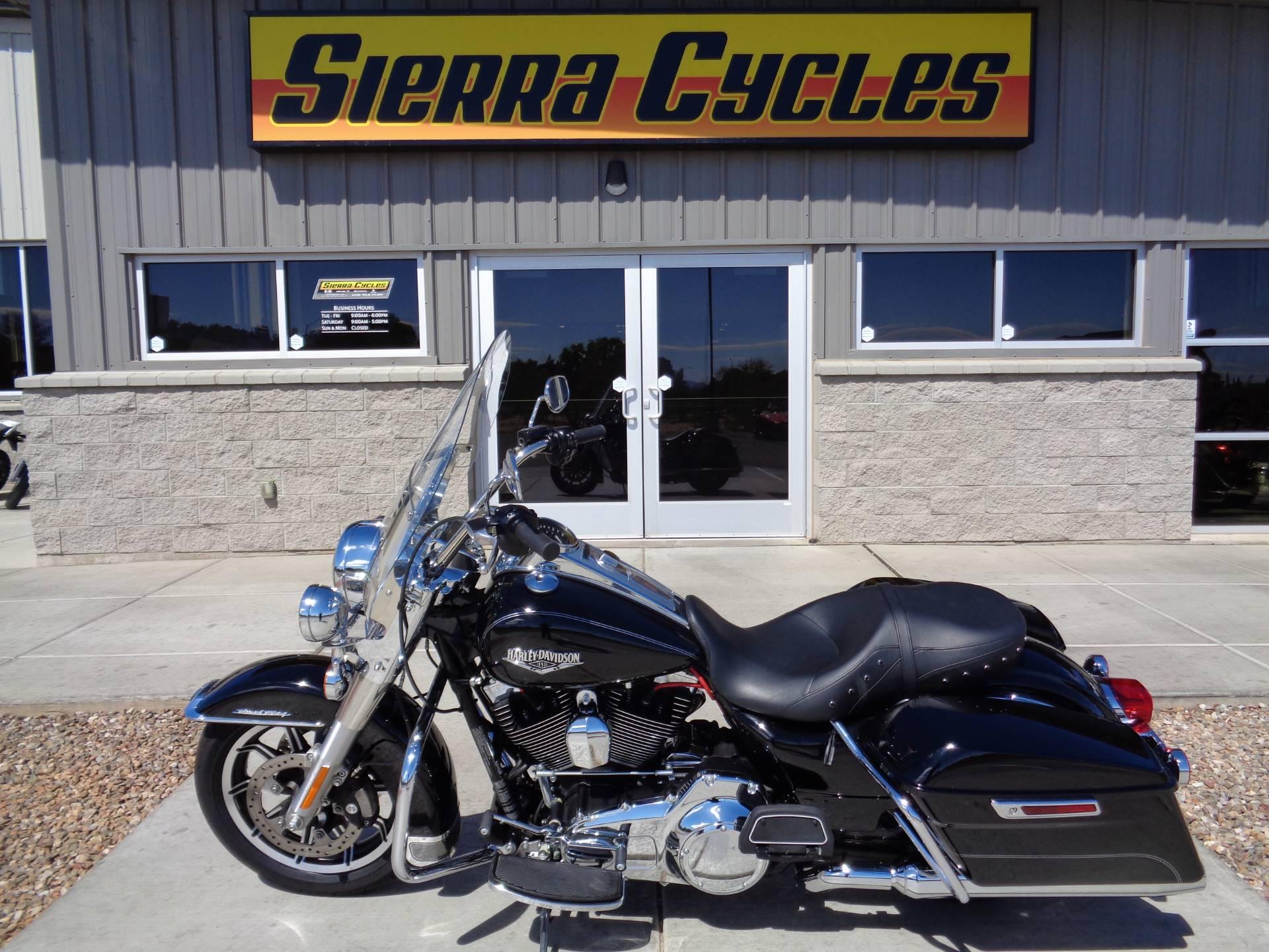 2016 Harley Davidson Road King In Sierra Vista Arizona