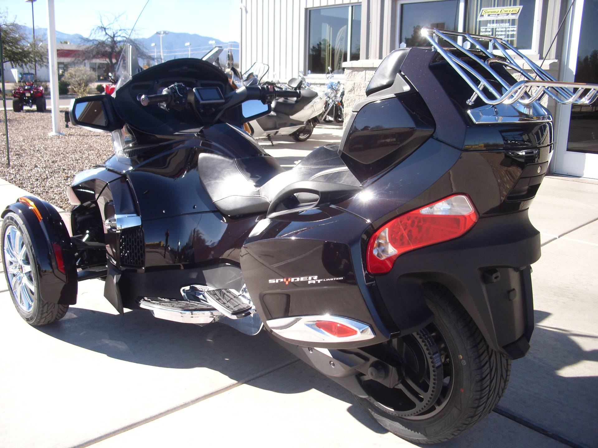 2014 Can-Am Spyder® RT Limited in Sierra Vista, Arizona