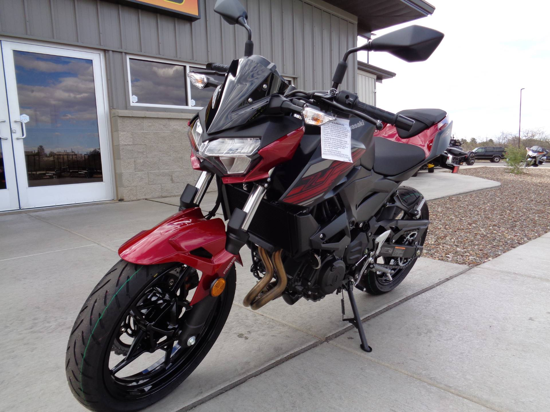2019 Kawasaki Z400 ABS in Sierra Vista, Arizona - Photo 2