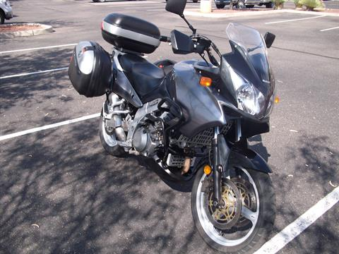 2002 Suzuki V-Strom 1000 in Sierra Vista, Arizona