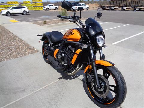 2019 Kawasaki Vulcan S ABS Café in Sierra Vista, Arizona