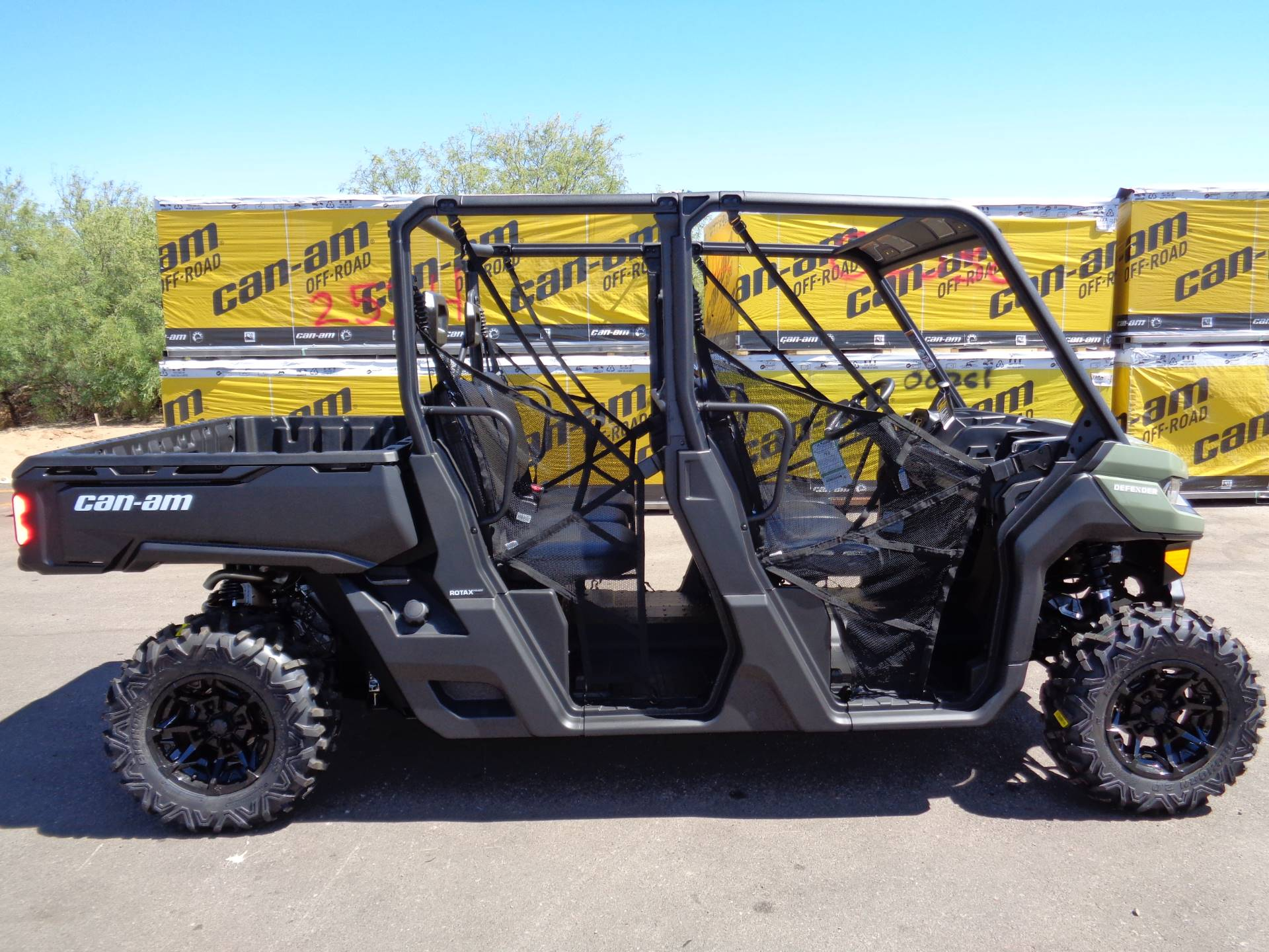 2019 Can-Am Defender MAX HD8 for sale 1502