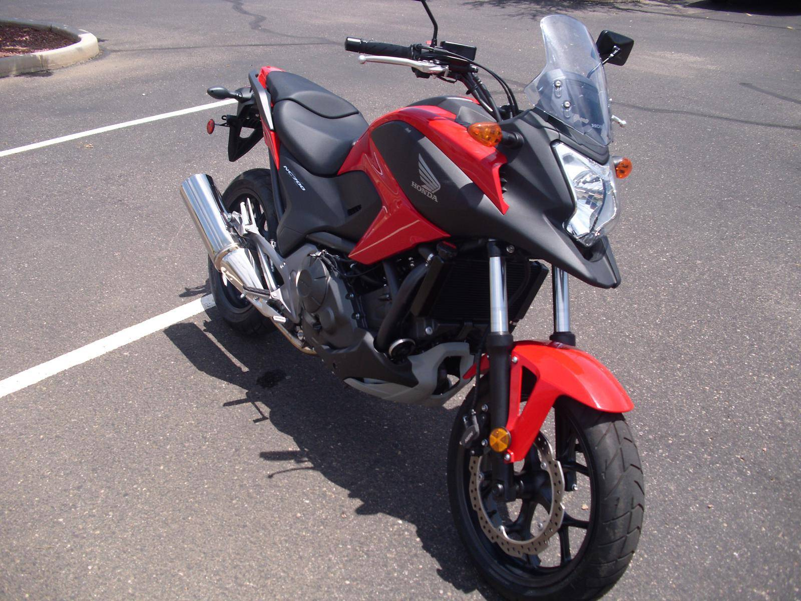 2014 Honda NC700X® in Sierra Vista, Arizona