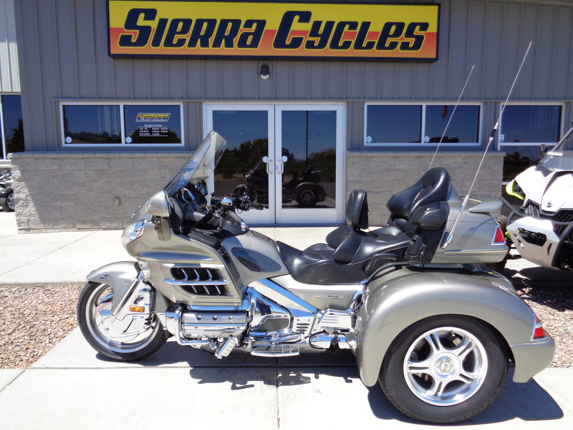 2002 Honda Gold Wing for sale 942