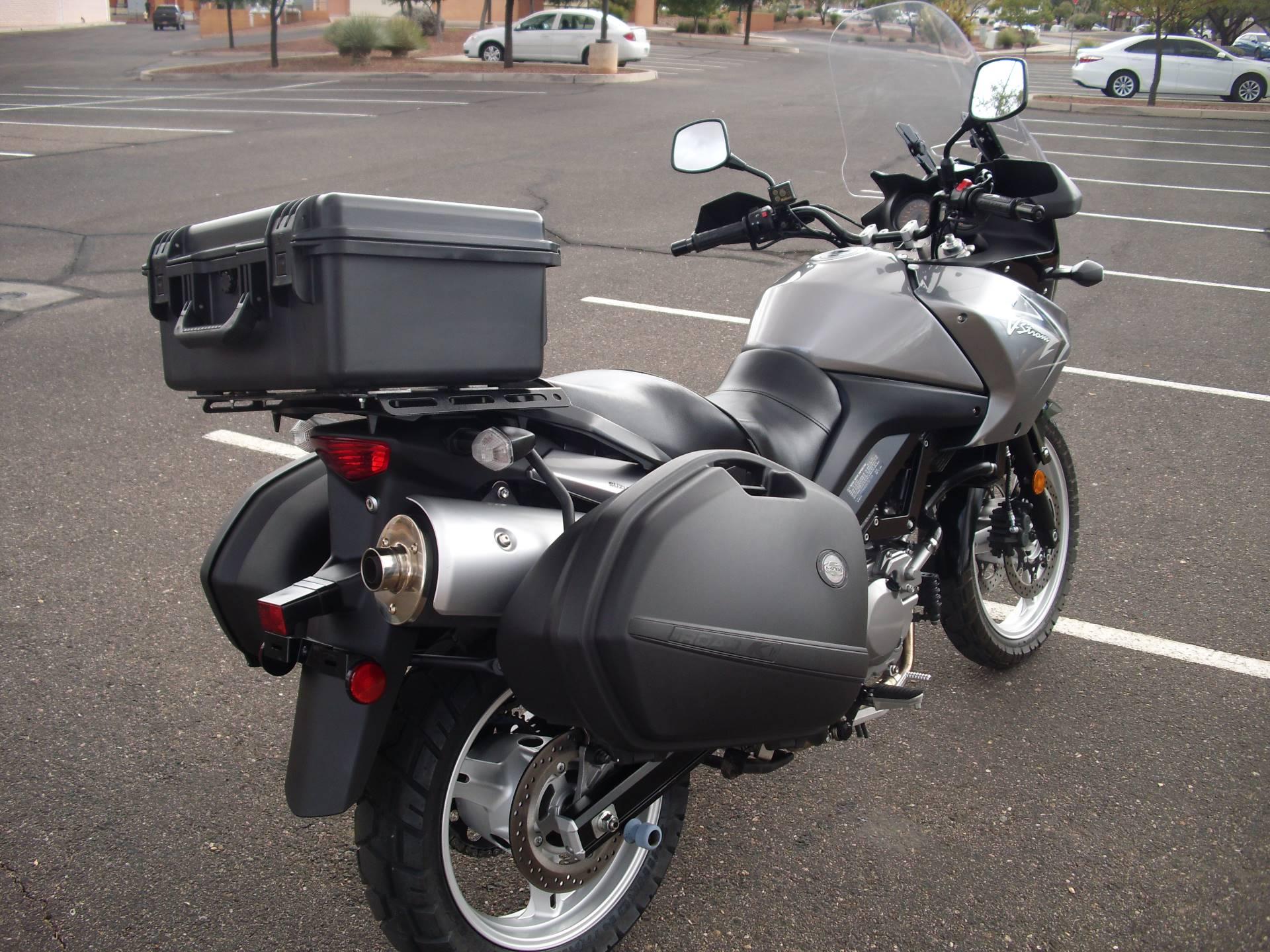 2009 Suzuki V-Strom 650 2