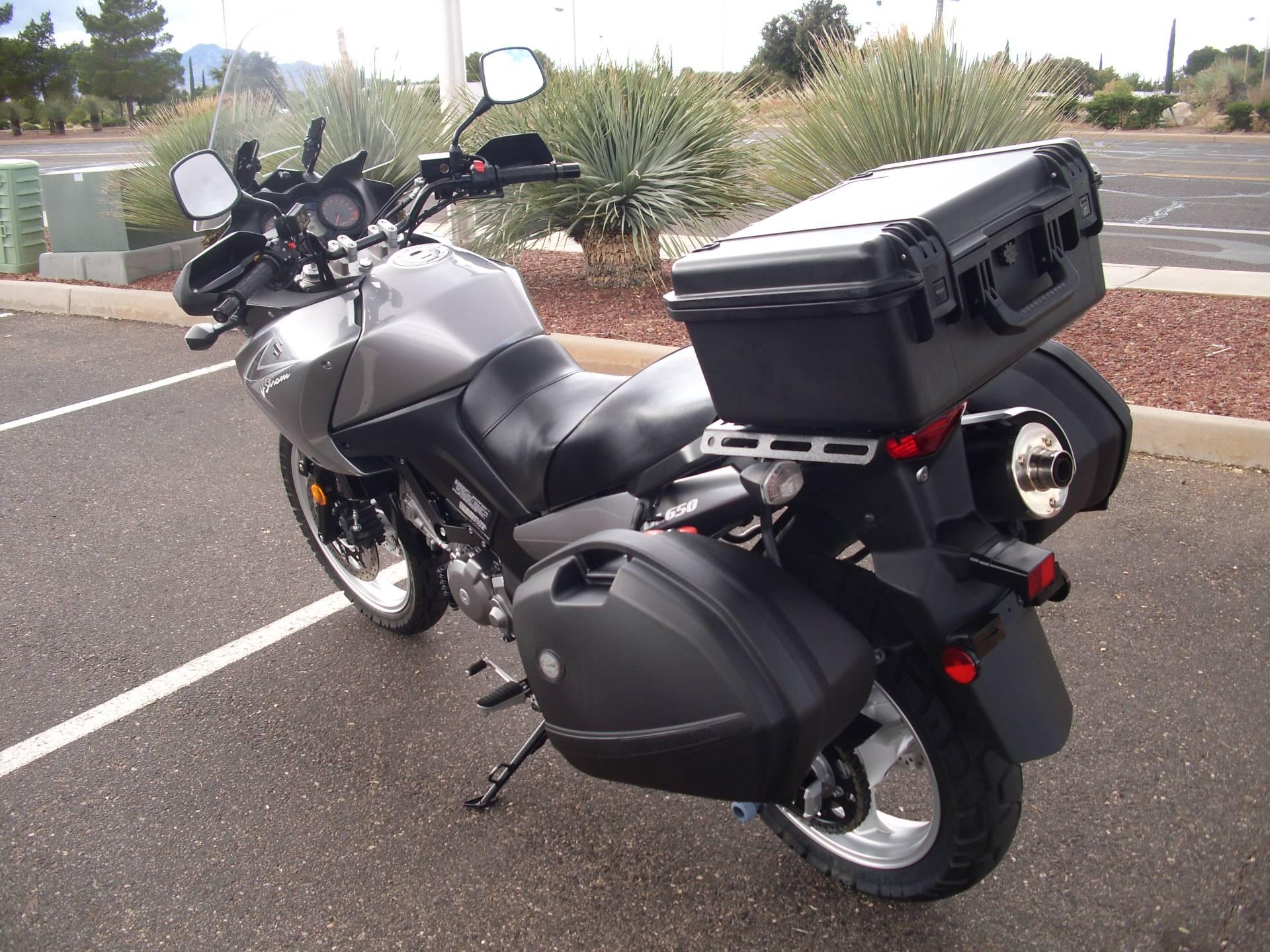 2009 Suzuki V-Strom 650 4