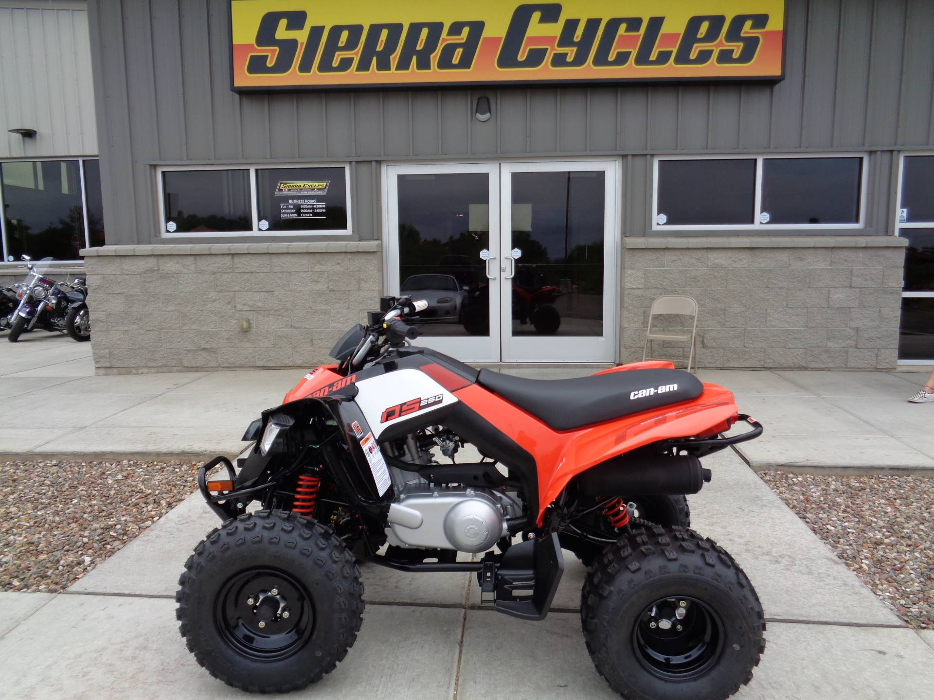 2020 Can-Am DS 250 in Sierra Vista, Arizona - Photo 1
