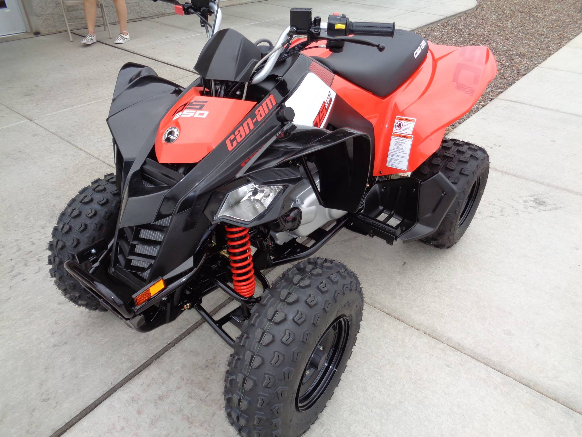 2020 Can-Am DS 250 in Sierra Vista, Arizona - Photo 2