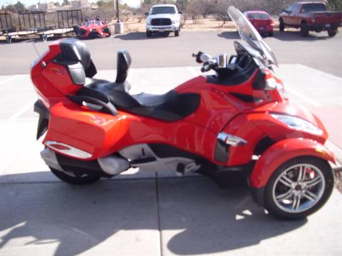 2011 Can-Am Spyder® RT-S SE5 in Sierra Vista, Arizona