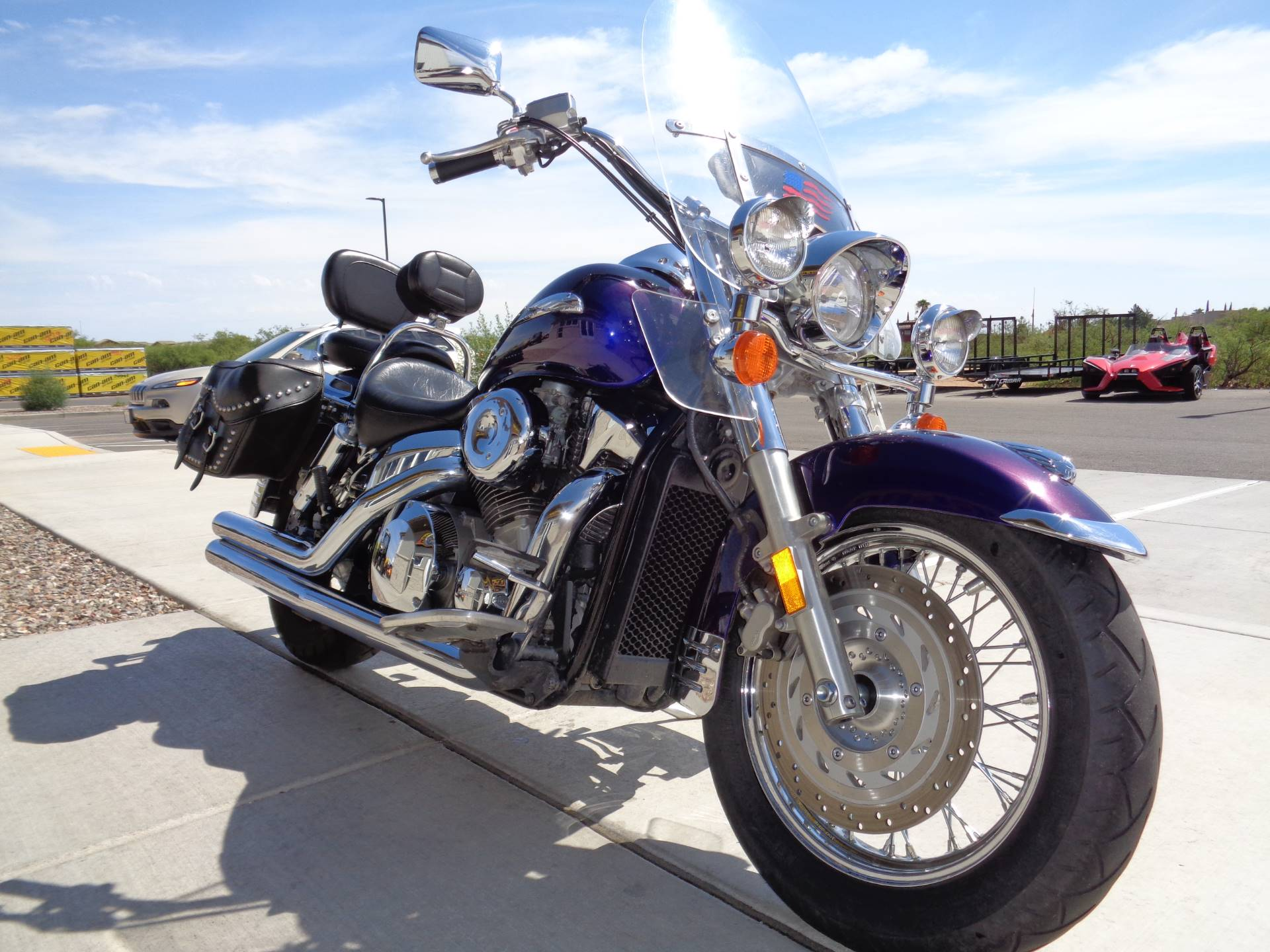 2003 Honda VTX  1300S in Sierra Vista, Arizona - Photo 4
