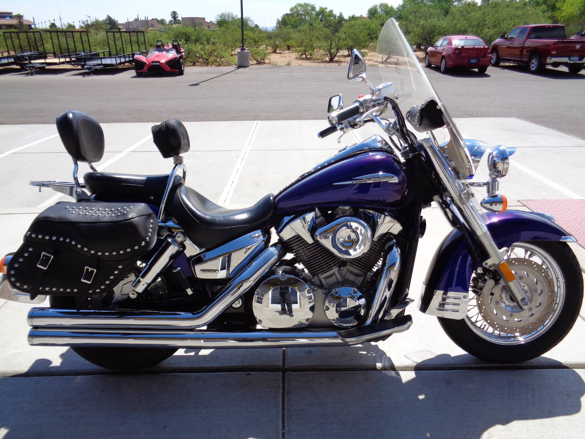 2003 Honda VTX  1300S in Sierra Vista, Arizona - Photo 5