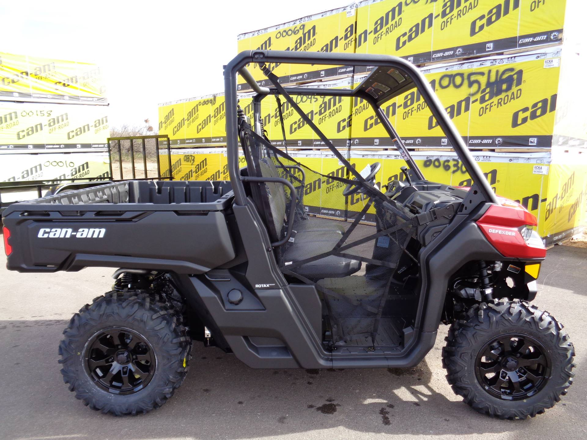 2019 Can-Am Defender DPS HD8 for sale 18001
