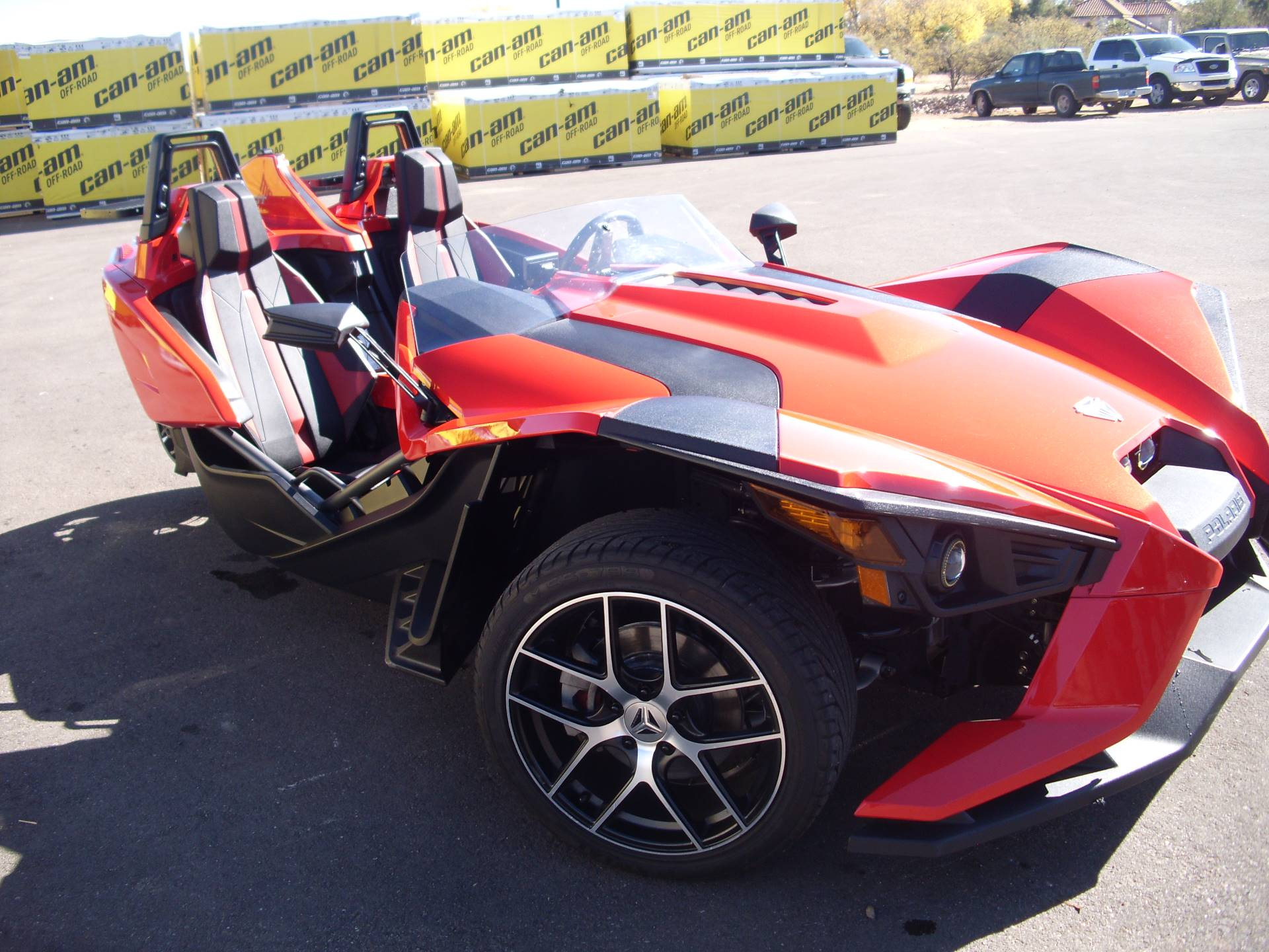 2016 Slingshot Slingshot SL in Sierra Vista, Arizona - Photo 4