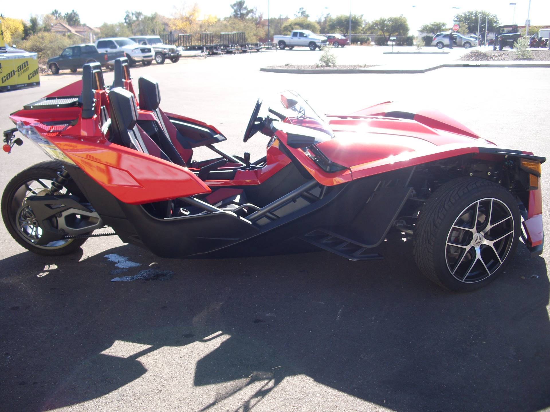 2016 Slingshot Slingshot SL in Sierra Vista, Arizona - Photo 5