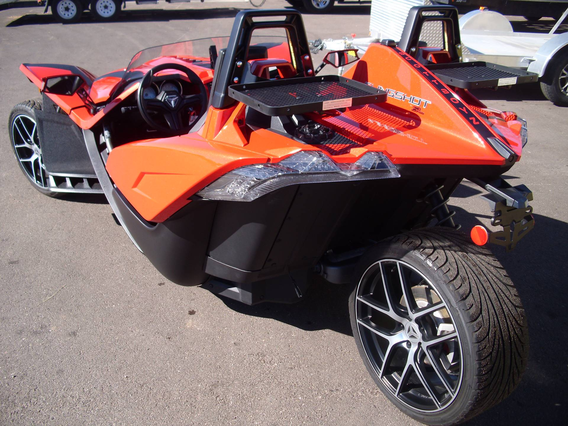 2016 Slingshot Slingshot SL in Sierra Vista, Arizona - Photo 8