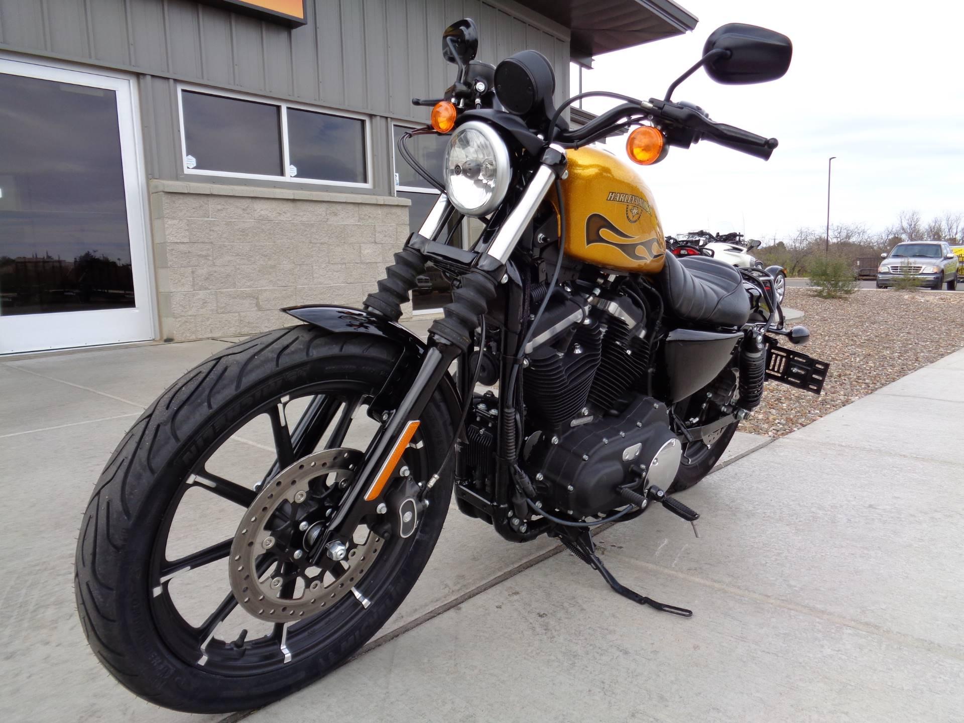 2016 Harley-Davidson Iron 883 2
