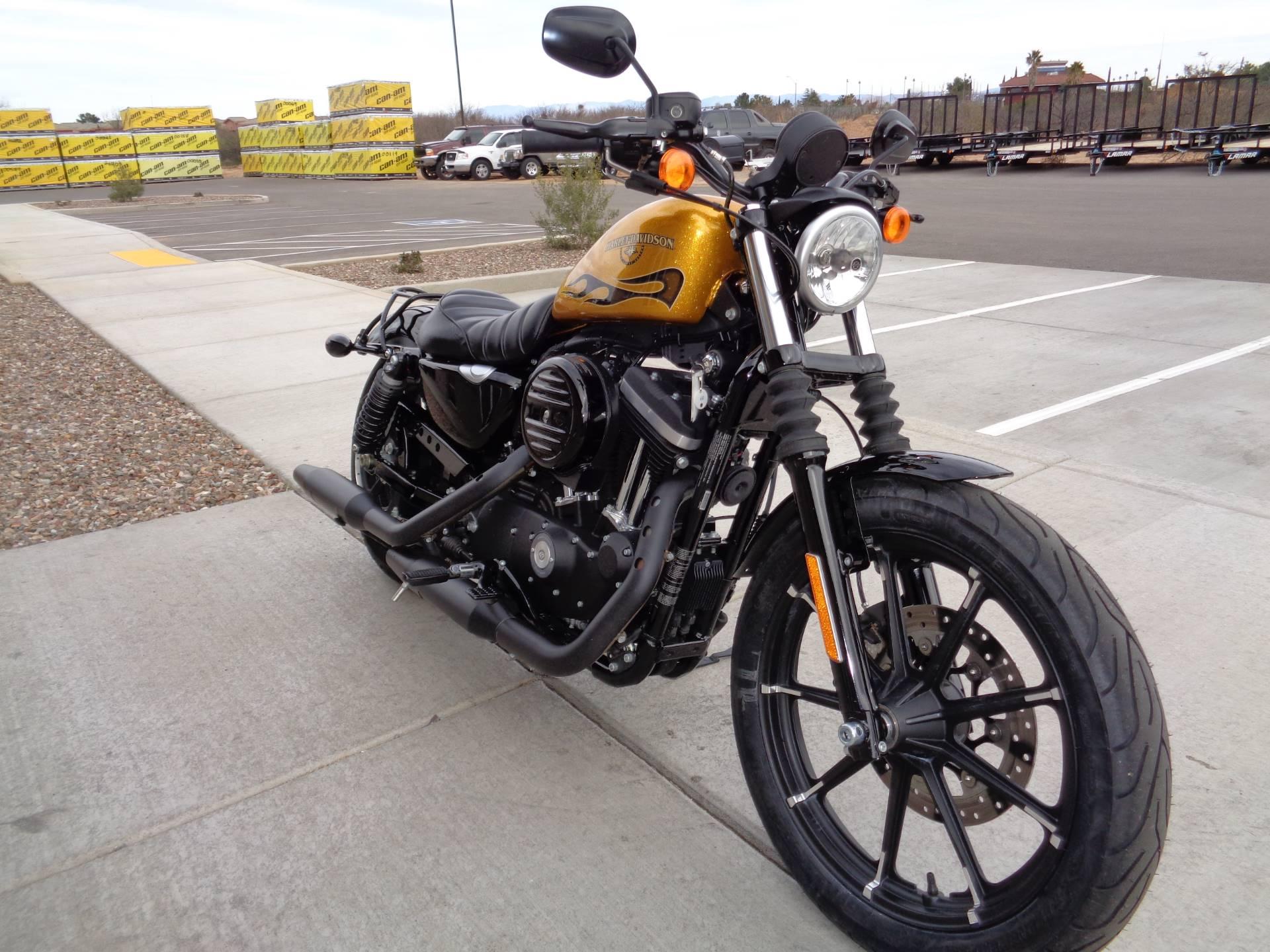 2016 Harley-Davidson Iron 883 4