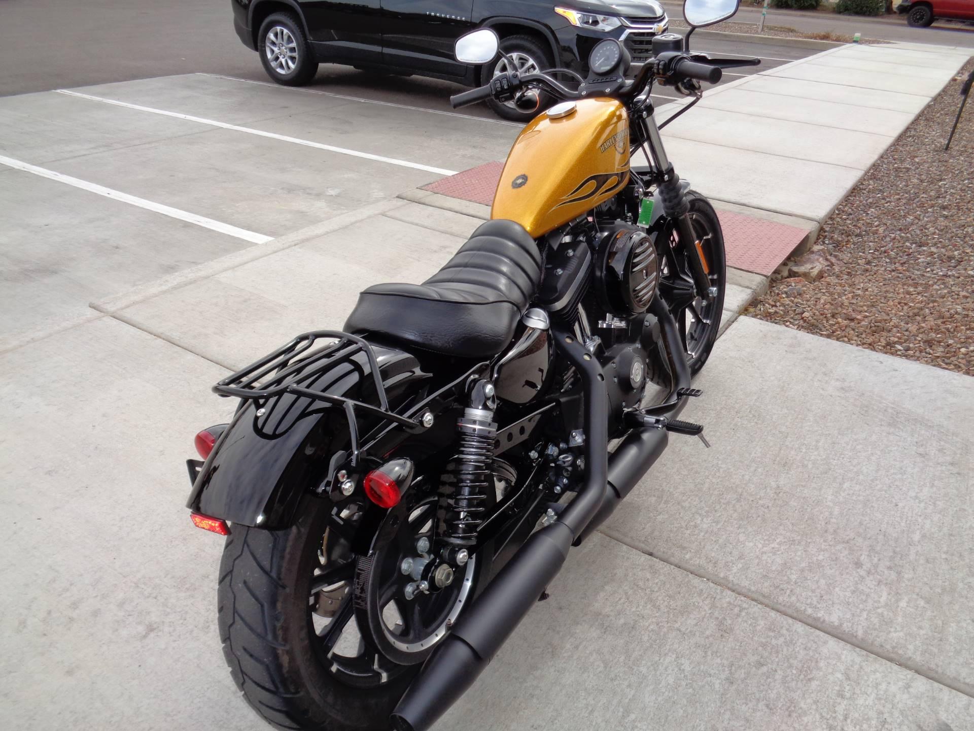 2016 Harley-Davidson Iron 883 6