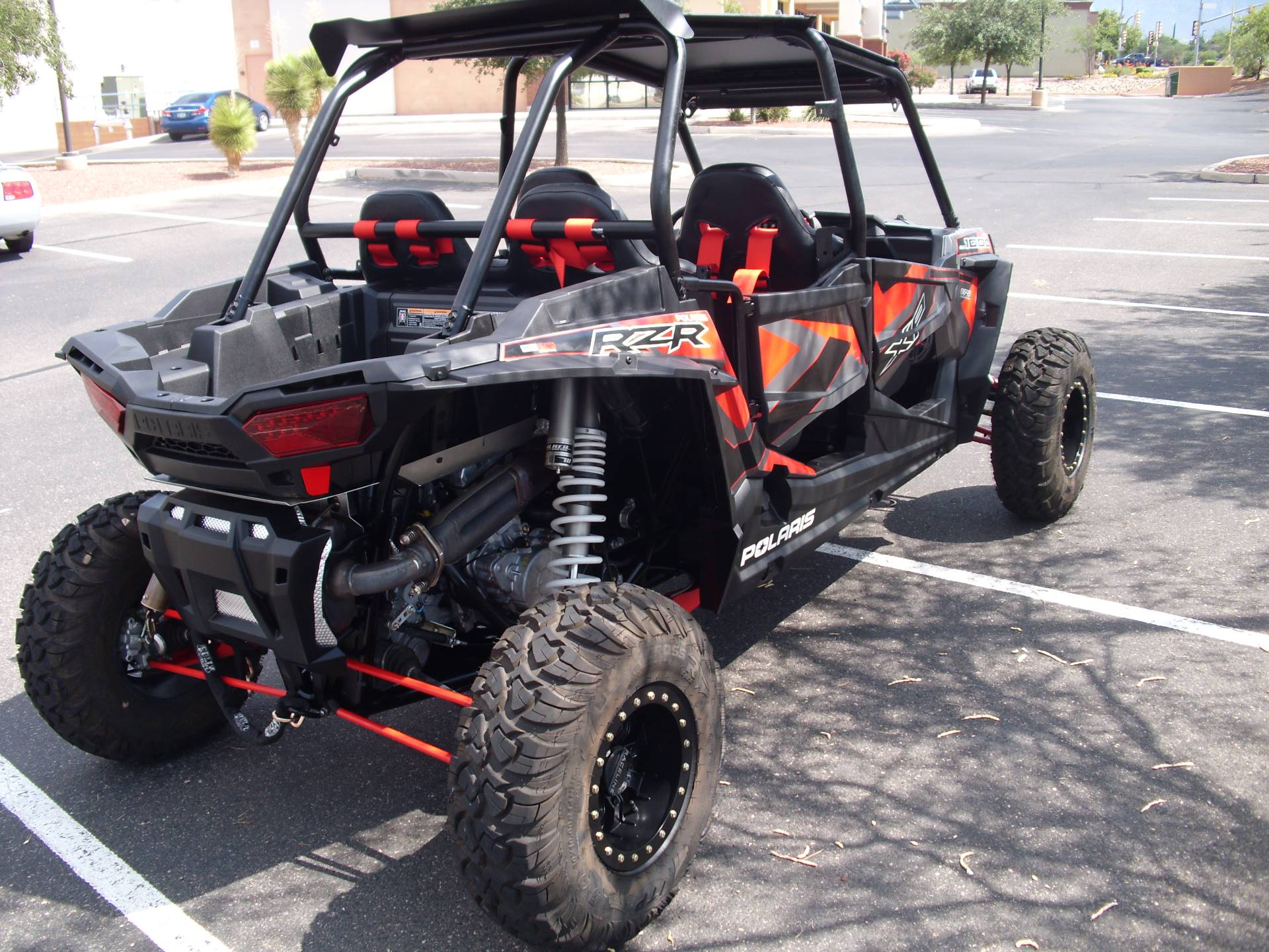 2017 Polaris RZR XP 4 1000 EPS 2