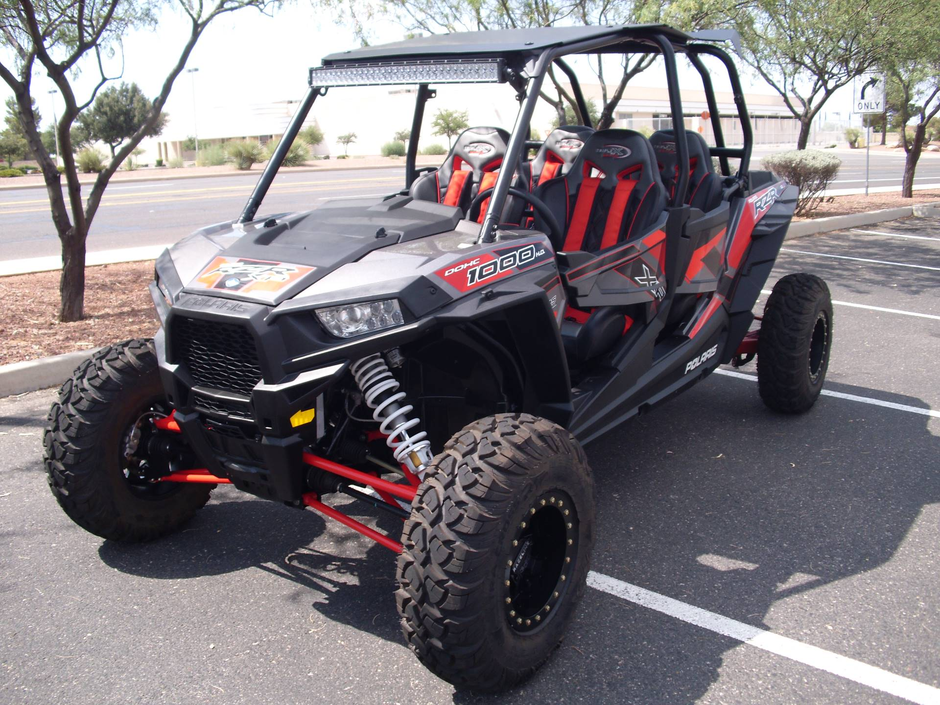2017 Polaris RZR XP 4 1000 EPS 6
