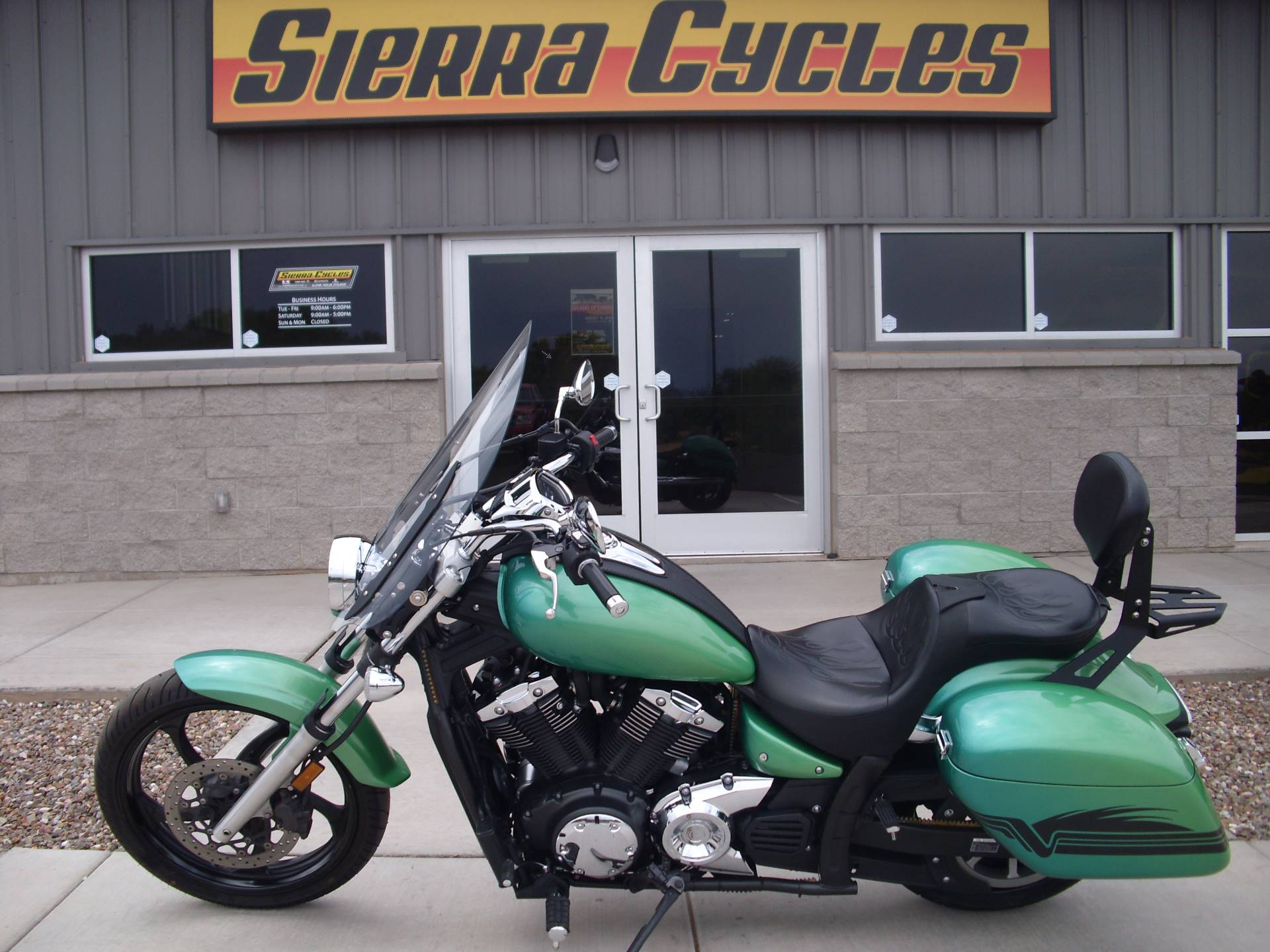 2011 Yamaha Stryker for sale 85486