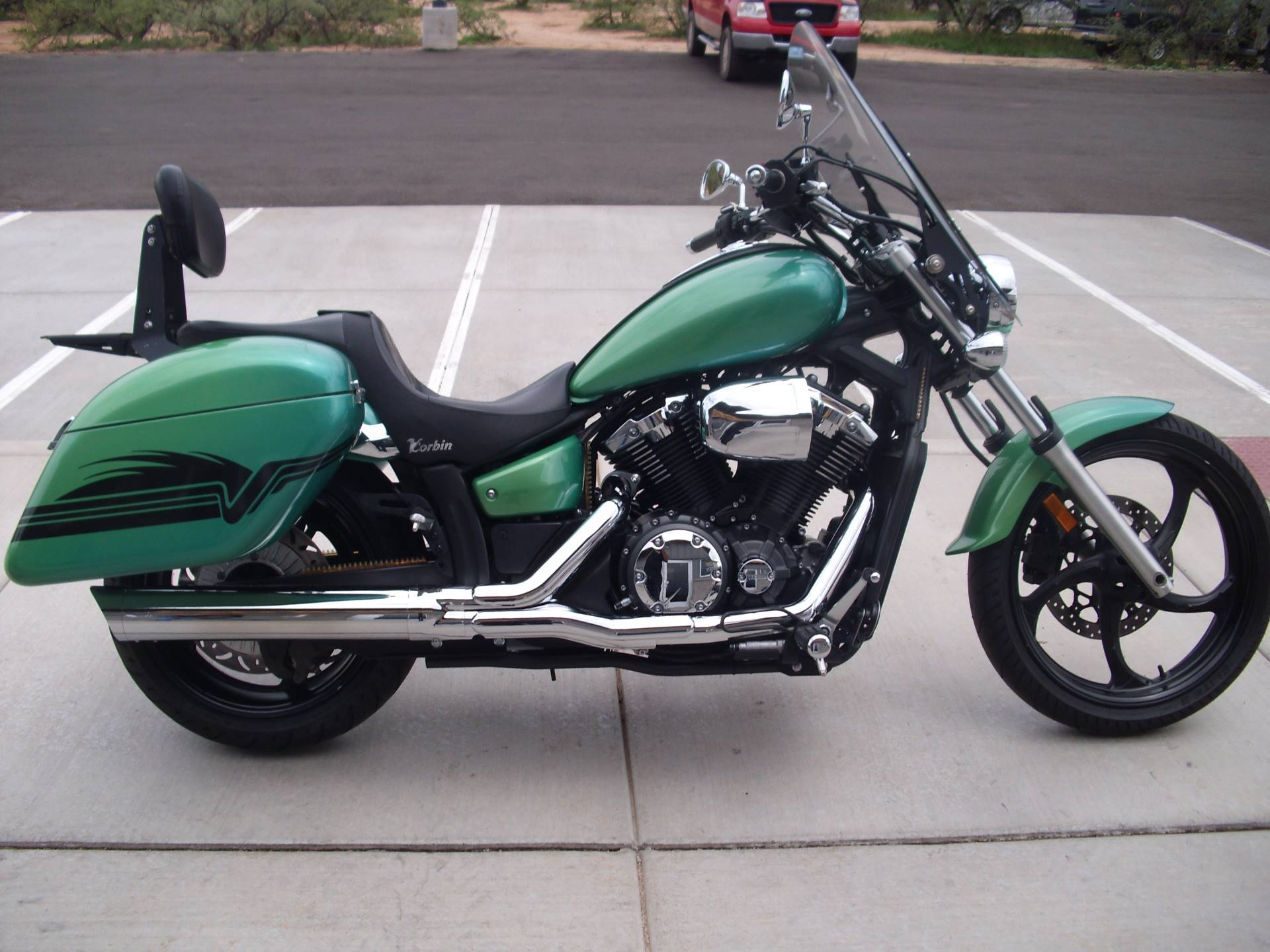 2011 Yamaha Stryker in Sierra Vista, Arizona