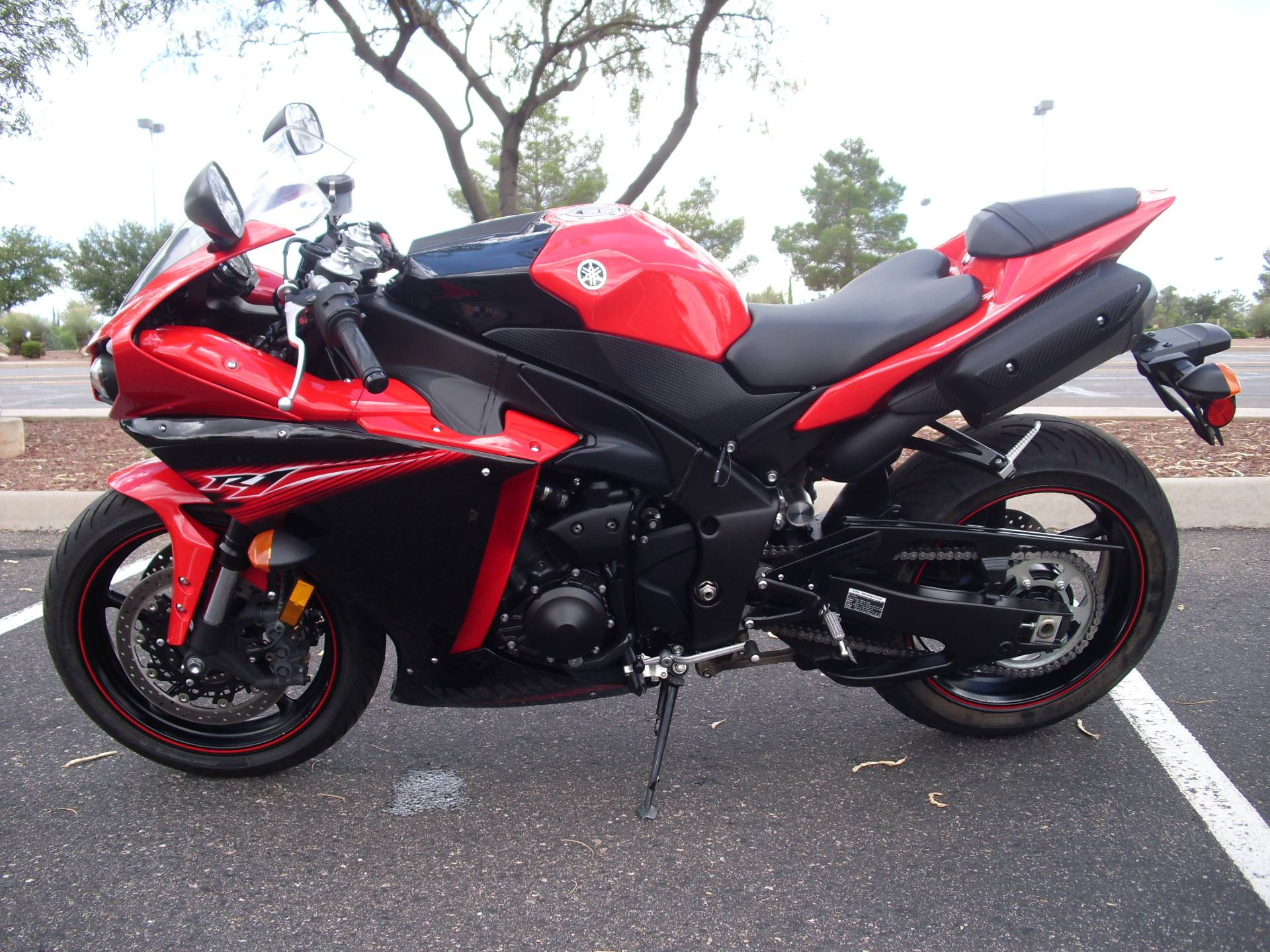 2013 Yamaha YZF-R1 5