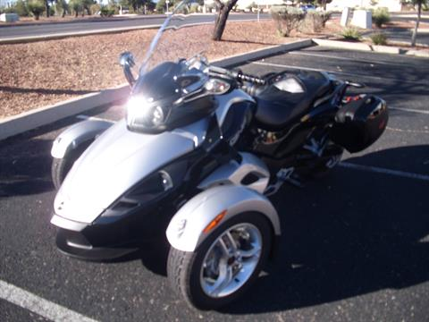 2009 Can-Am Spyder™ GS Roadster with SE5 Transmission (semi auto) in Sierra Vista, Arizona