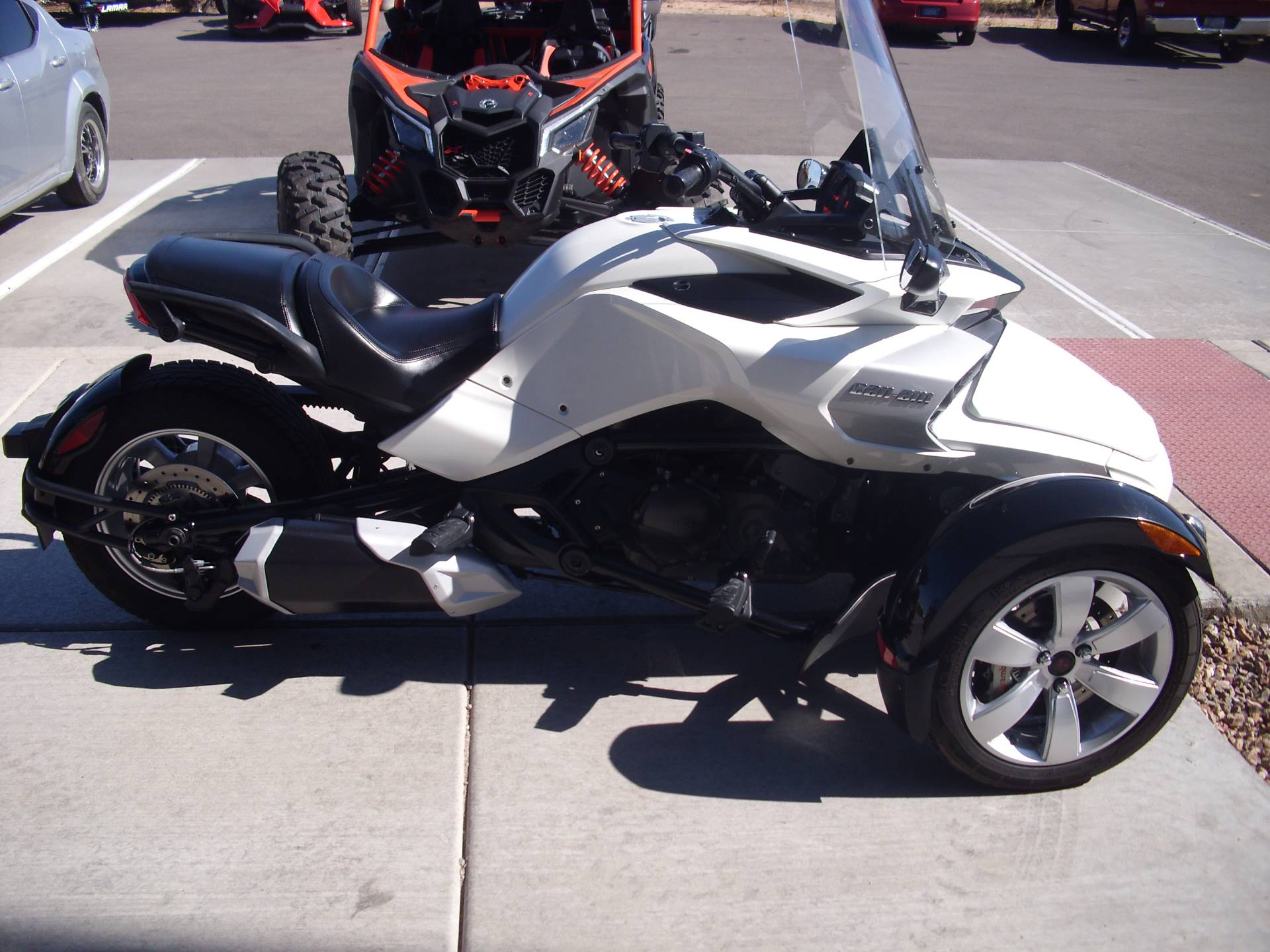 2015 Can-Am Spyder® F3 SM6 in Sierra Vista, Arizona
