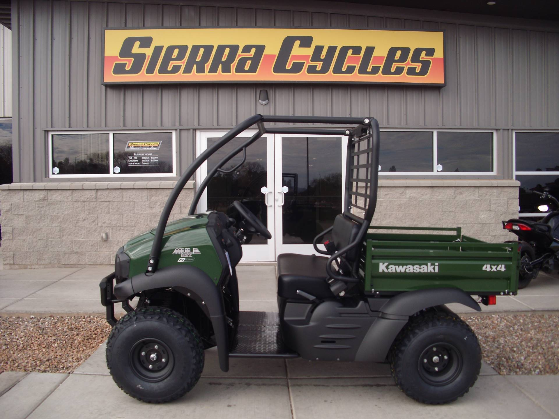 2019 Kawasaki Mule SX 4x4 FI in Sierra Vista, Arizona - Photo 1
