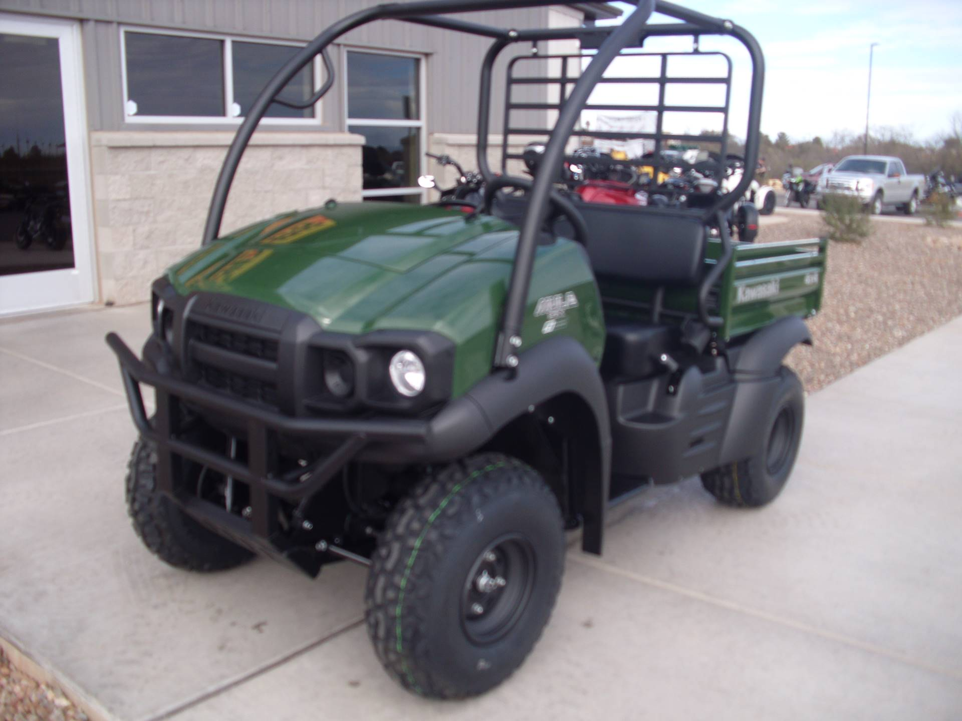 2019 Kawasaki Mule SX 4x4 FI in Sierra Vista, Arizona - Photo 2