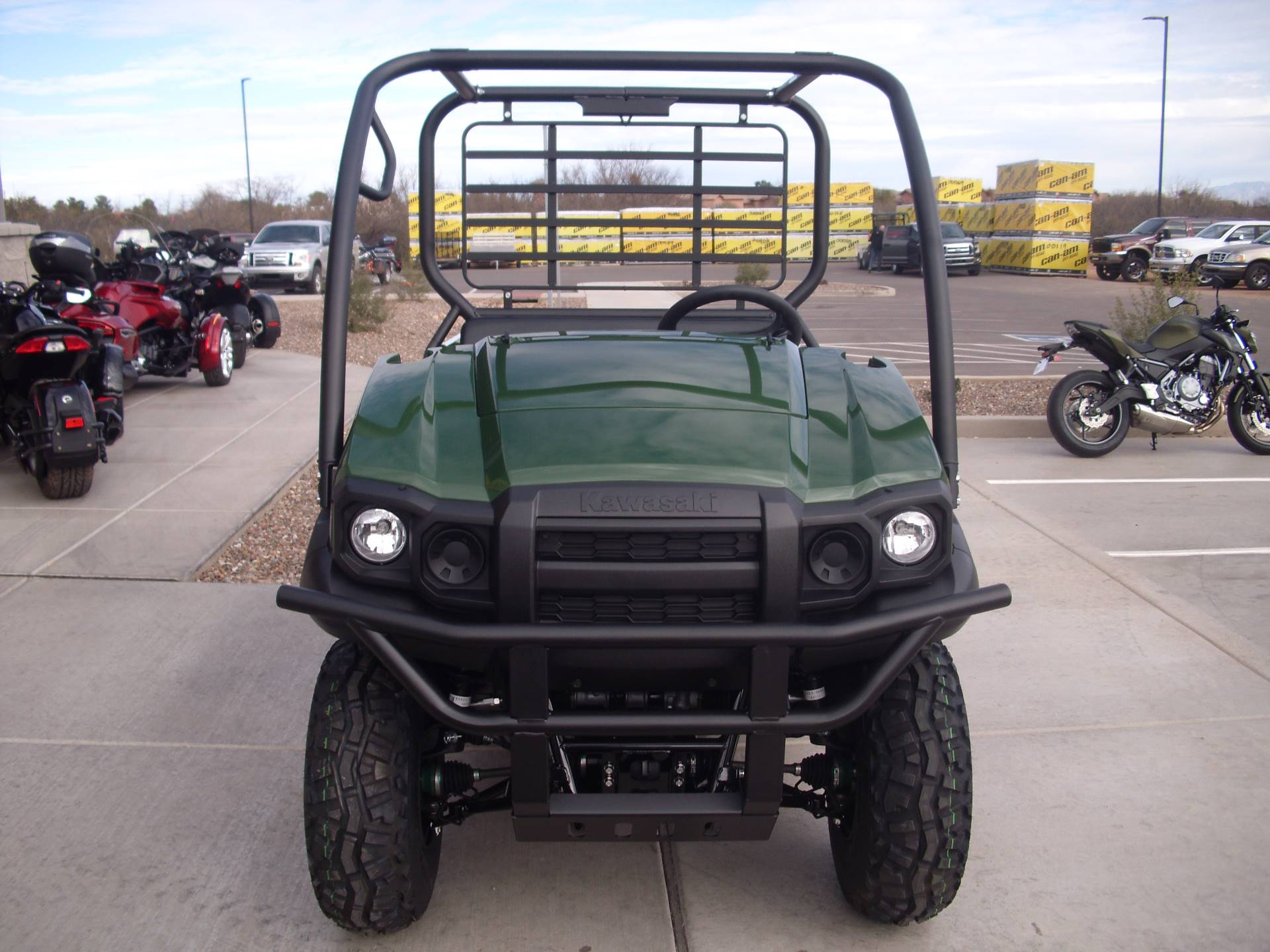 2019 Kawasaki Mule SX 4x4 FI in Sierra Vista, Arizona - Photo 3