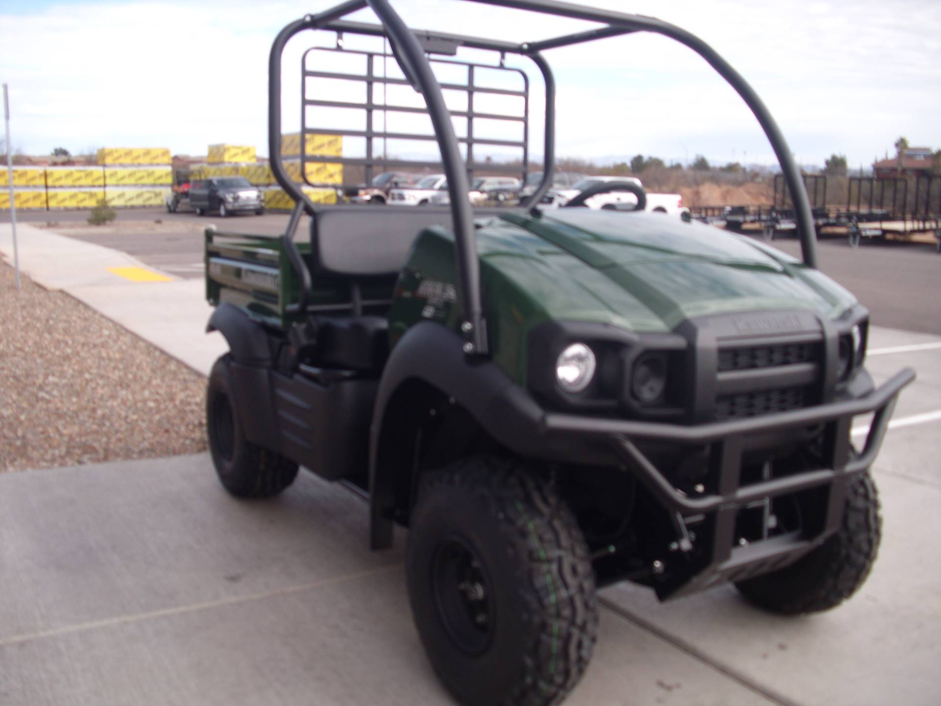 2019 Kawasaki Mule SX 4x4 FI in Sierra Vista, Arizona - Photo 4